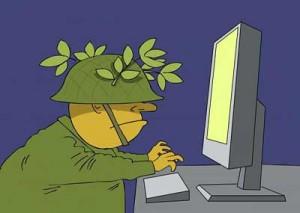 США отрицают вероятность кибервойны