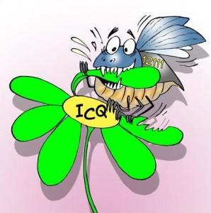 ICQ потерял треть рынка