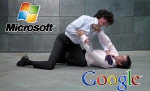 Microsoft пожалуется на Google в Еврокомиссию