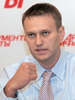 Цель атак на LiveJournal - Алексей Навальный