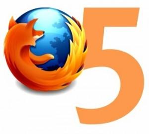 Firefox 5 будет выпущен в конце июня