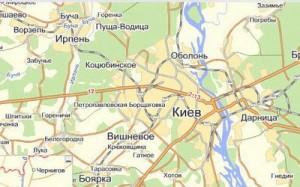 Яндекс предлагает георекламу для Украины