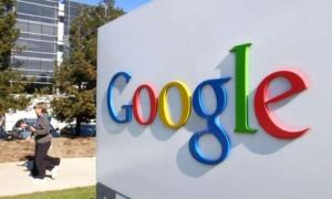 Падение акций Google составило 6%