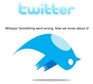 Перебои в работе Twitter