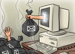Россия – лидер по организации сетей спам-зомби