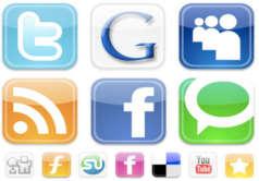 Социальные сети: расклад сил в современном мире