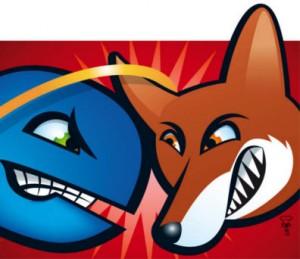 IE и Firefox стремительно теряют популярность