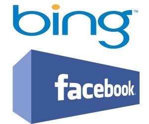 Microsoft социализирует поисковик Bing с помощью Facebook