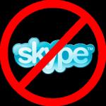 Skype пережил серьезный сбой