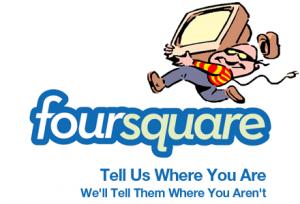 Стартап Foursquare преодолел рубеж в 10 млн пользователей