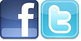 Во франции ввели запрет на упоминание в СМИ Facebook и Twitter