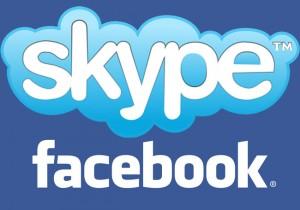 Facebook и Skype совместно запустят видеочат