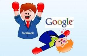 Facebook забанил пользователя, разместившего приглашение в Google+