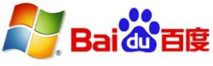 Поисковик Baidu создал альянс с Microsoft Bing
