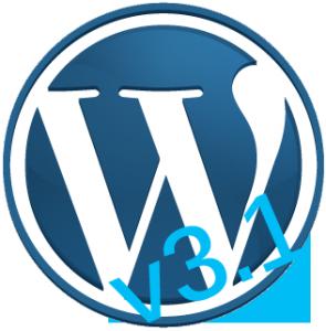 WordPress 3.1 скачан 15 миллионов раз