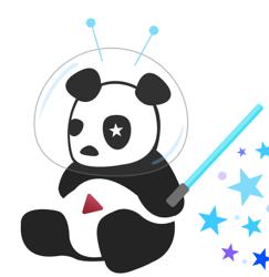 YouTube примеряет интерфейс Cosmic Panda
