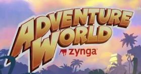 Zynga выпускает новую игру для  Facebook — Adventure World