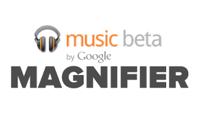 Google открыла музыкальный блог Magnifier