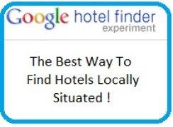 Hotel Finder - новый сервис по поиску отелей от Google