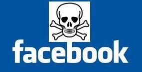 Мощный вирус атакует Facebook