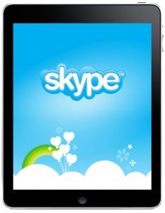 Skype выпустила версию для iPad