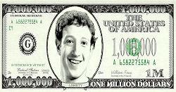 Facebook: $500 млн. чистой прибыли за полугодие