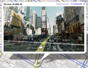 Google начинает съемку российских улиц