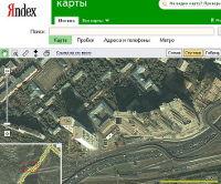 «Яндекс.Карты» пополнятся новой базой снимков за $6 млн