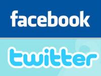 Сообщения из Твиттера можно транслировать в Facebook