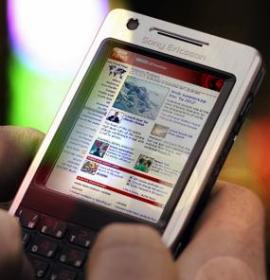 """К концу 2011 года в Рунете будет 43 млн """"мобильных"""" пользователей"""