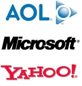 Yahoo, AOL и Microsoft заключат союз против Google и Facebook