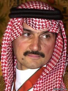 Арабский принц Аль-Валид бен Талаль вложил в Twitter $300 млн.