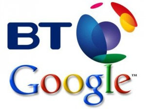 British Telecom собирается засудить компанию Google