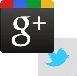 Google подвинет Twitter в поисковой выдаче