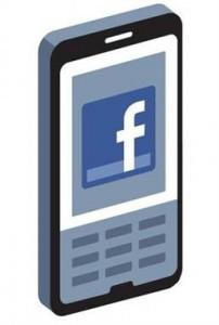Facebook начинает зарабатывать на мобильной рекламе
