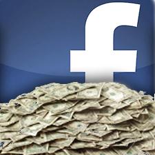 Facebook продаст акций только на 5 млрд. долларов