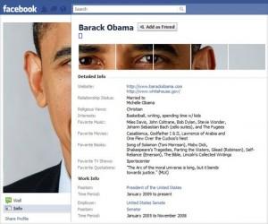 Facebook проверит подлинность страниц звёздных пользователей