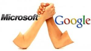 Microsoft готова приютить недовольных пользователей Google