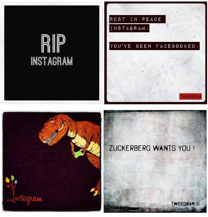 Пользователи Instagram обвинили Facebook в убийстве сервиса