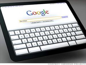Google+ презентовал iPad