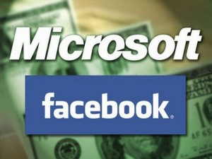 Facebook ведет переговоры о приобретении у Microsoft рекламного сервиса