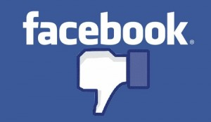 В Facebook произошел крупный сбой