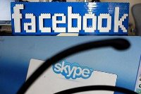 Facebook станет конкурентом Skype
