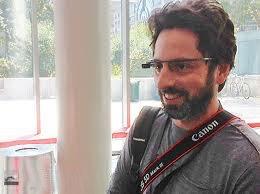 Сергей Брин разгуливал по метро в очках Google Glass