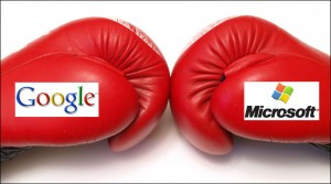 Microsoft объявила рекламную войну Google