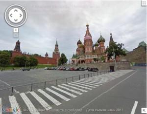 В Google Street View добавились панорамы почти 200 городов России